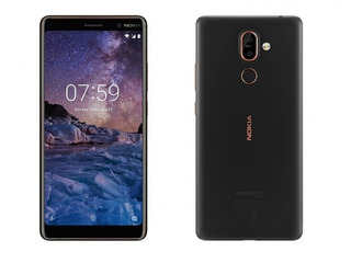 Smartphone 4g Nokia 7 Plus 64gb Octacore Fingerprint 4gb Ram