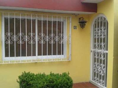 Agradable Casa En Coyoacán De 3 Recámaras