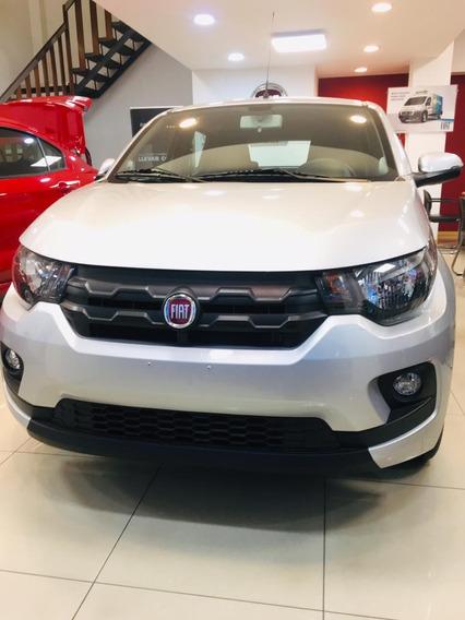 Fiat Mobi 1.0 0km Anticipo De $67.100 O Tu Usado Y Cuotas .d