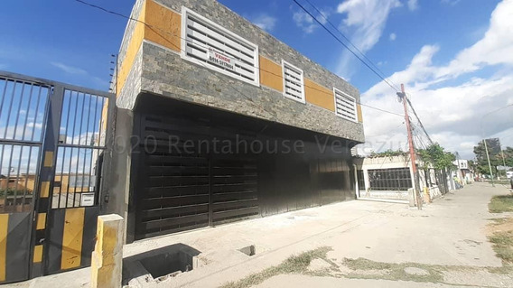 Oficina En Venta Centro Este Barquisimeto Lara 21-6068