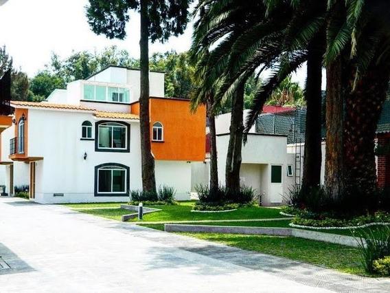 Casas Con Jardín Privado 3 Rec Sala Tv 3 Autos 4 Baños