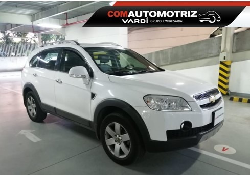 Chevrolet Captiva Next Id 38249 Modelo 2009