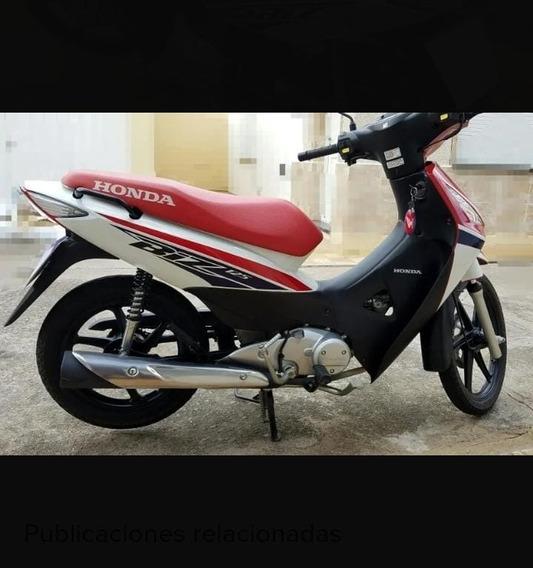 Honda Biz Edicion Limitada Full Impecable