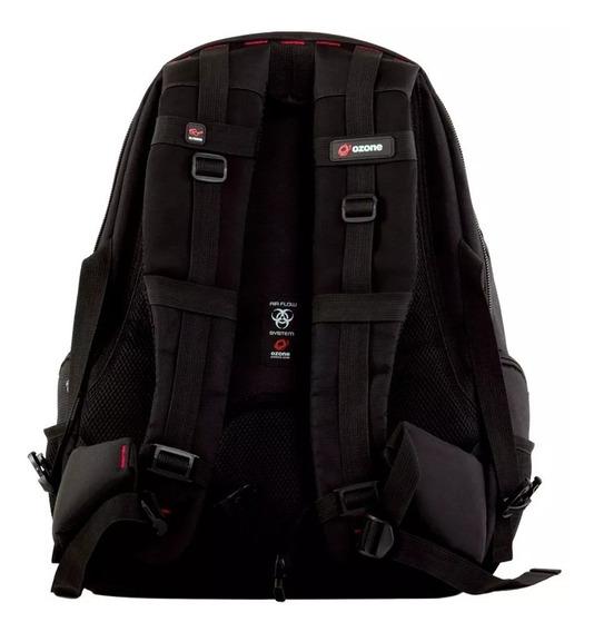 Mochila Gamer Ozone Notebook 15,6 Survivor Backpack