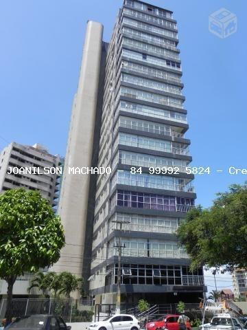 Imagem 1 de 15 de Apartamento Para Venda Em Natal, Petrópolis - Edifício Morada Rio Mar, 3 Dormitórios, 1 Suíte, 3 Banheiros, 2 Vagas - Ap1569-ri_2-1098332