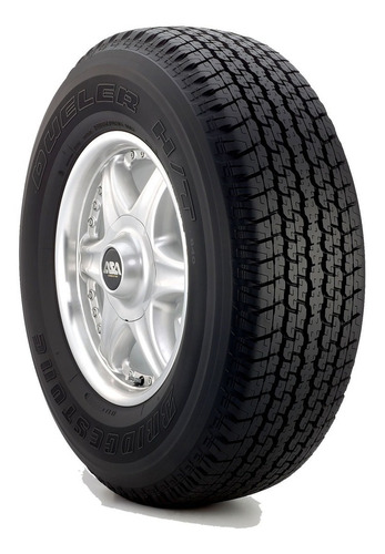 265/70 R16 Dueler H / T 840 Toyota Hilux Envío + 4 Válv $0