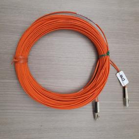 Cordão Óptico Multimodo Duplex Conector Sc-sc, 30metros