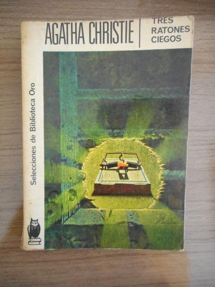 Livro Tres Ratones Ciegos - Agatha Christie