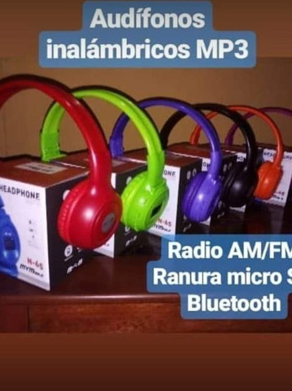 Audifonos Inalambricos Bluetooth