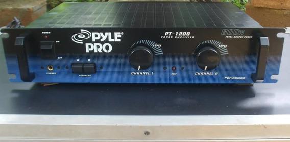 Amplificador Pylepro De 600 Watts