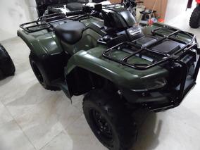 Honda 420 2015 Seminueva Legalisada 4x2 Titulo Y Pedimento