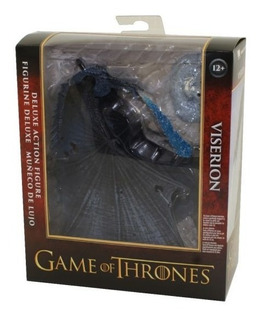 Game Of Thrones Viserion Ice Dragon Deluxe Figure Mcfarlane