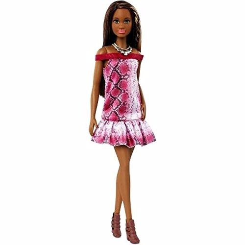 Barbie Fashionista Colecionador Negra Cabelo Liso