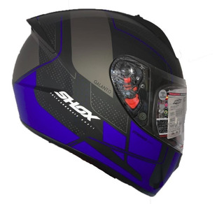 Casco Shox Certificado Stinger Galant Tipo Mt No Shaft
