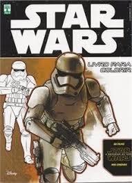 Star Wars Edição 5 - Livro Para Colorir Editora Abril