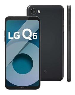 Celular Smartphone Lg M700tv Q6 Tv 32gb Preto Semi Novo