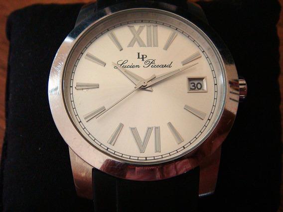Reloj Lucien Piccard. Tamaño Jumbo.