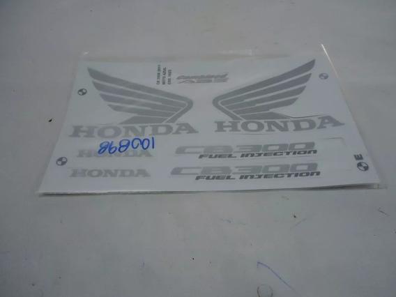 Adesivo Cb 300r Azul 11
