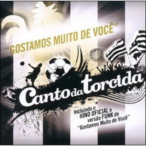 Cd O Canto Das Torcidas - Atlético/mg (novo E Lacrado)
