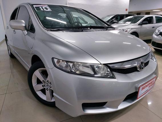 Honda Civic 1.8 Lxs Flex Aut. 4p 2010 Veiculos Novos