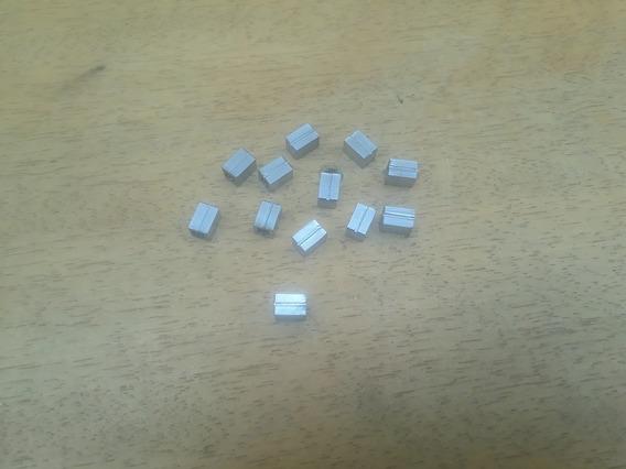 Kit 12 Knobs Equalizador Receiver Polyvox Pr4080,4150,2900.