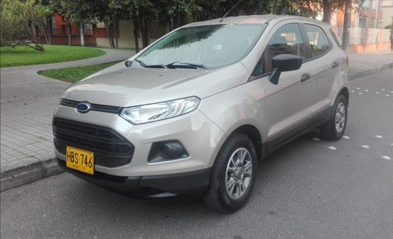 Ford Ecosport Único Dueño (30.000 Kilómetros) 2013