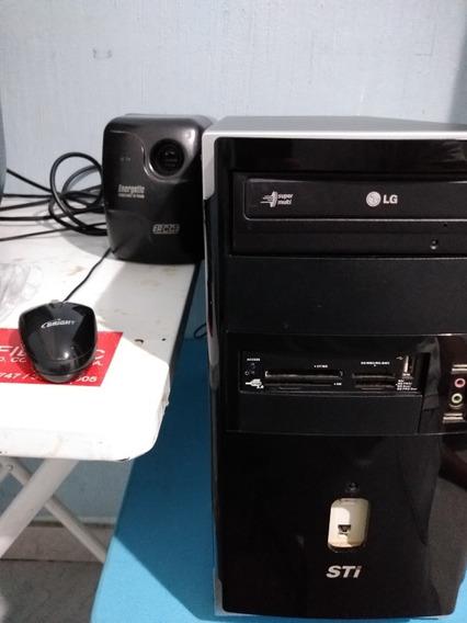Vendo Computador De Mesa Completão Amd Am2/am3