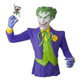 Dc Joker Bust Bank