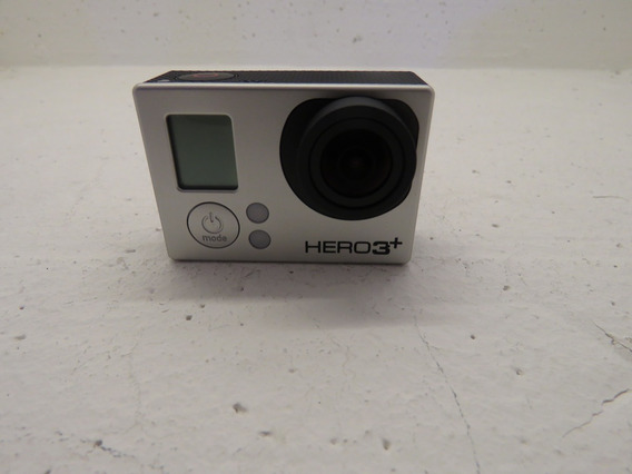 Camera Go Pro Original Hero 3+ 32gb + Carregador E Bateria!!