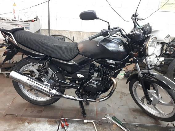 Yamaha Yamaha 125k Ybr