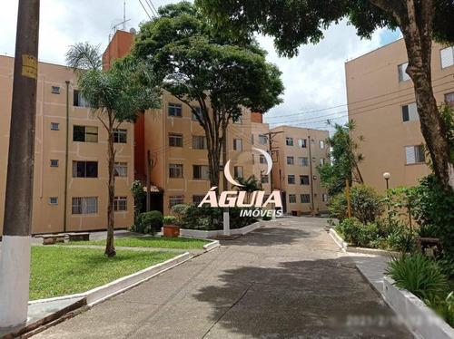 Apartamento Com 2 Dormitórios À Venda, 57 M² Por R$ 205.000,00 - Jardim Três Marias - São Paulo/sp - Ap2758