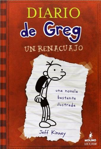 Diario De Greg 1: Un Renacuajo / Jeff Kinney