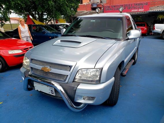 Chevrolet S10 2.4 Advantage Cs - 2009 - Flex - Completa!!!