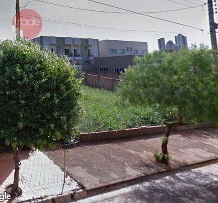 Terreno À Venda, 318 M² Por R$ 320.000,00 - Jardim Botânico - Ribeirão Preto/sp - Te1340