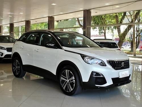 Imagem 1 de 6 de Peugeot 3008 1.6 Allure 4p Gasolina Aut