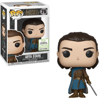 Funko Pop Game Of Thrones - Arya Stark #76 Exclusiva Eccc