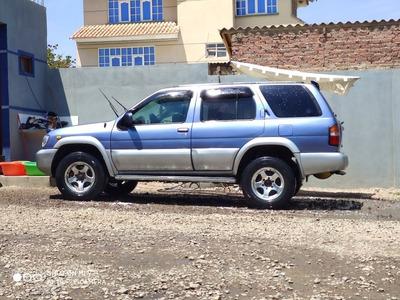 Nissan Terrano 1998 2000