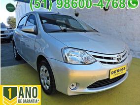 Toyota Etios X 1.3 Flex 16v 5p.mec 2014