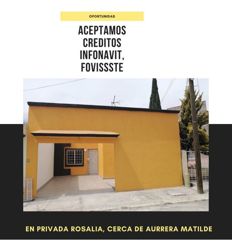 Priv. Rosalia Cerca De Aurrera Matilde Y Toledo. Pachuca