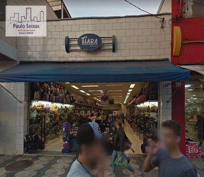 Loja Comercial Para Passa O Ponto, Mogi Das Cruzes. - Lo0024