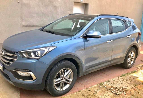 Hyundai Santa Fe 2.4 Premium 7as 6at 4wd 2018