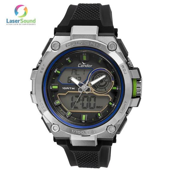 Relógio Condor Masculino Co1161b/8p, C/ Garantia E Nf