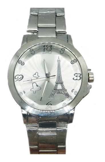 Relógio Torre Eiffel Leve Elegante Das Blogueiras Famosas
