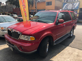 Lincoln Navigator Vagoneta 4x4 At 2001