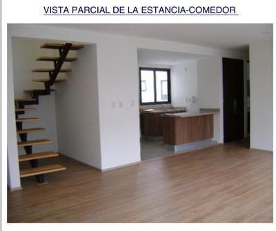 Amplio Penthouse Con Roof Garden Privado Colonia Del Valle