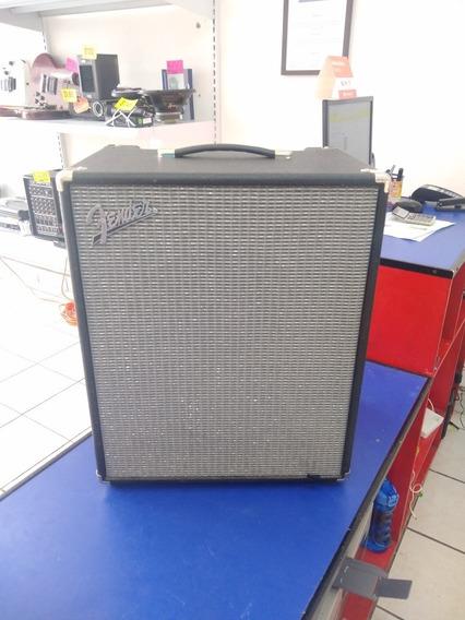 Amplificador Fender Rumble 200 Para Bajo