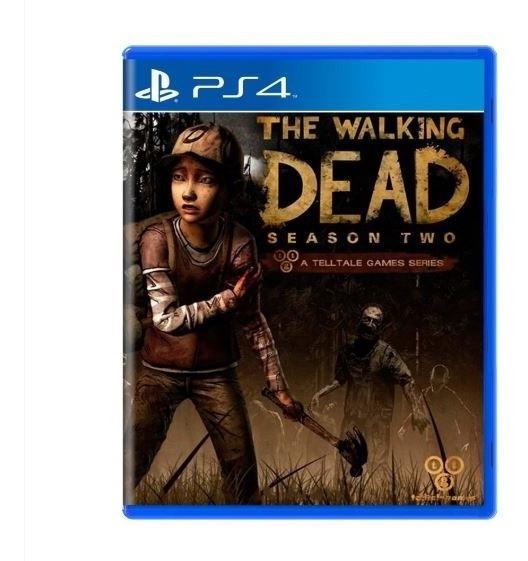 The Walking Dead Season Two Ps4 Mídia Física Pronta Entrega