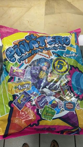 Dulces Surtidos Caramelo El Piñatero 5 Libras