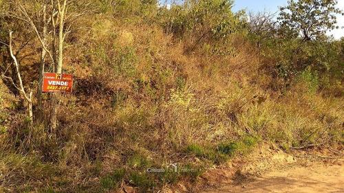 Imagem 1 de 8 de Terreno Bosque Dos Eucaliptos Atibaia - 1.237m² - Te0032-1