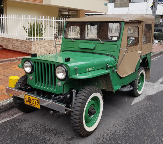 Jeep Willys Mod 52 Perfecto